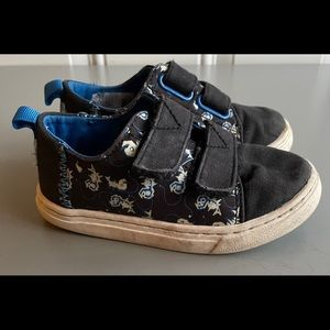 "GUC TOMS ""Lenny"" Sneakers Glow in The Dark sz8T"